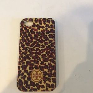 Tory Burch phone case I phone5